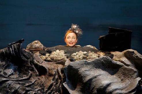 Beckett au Théâtre de la Madeleine