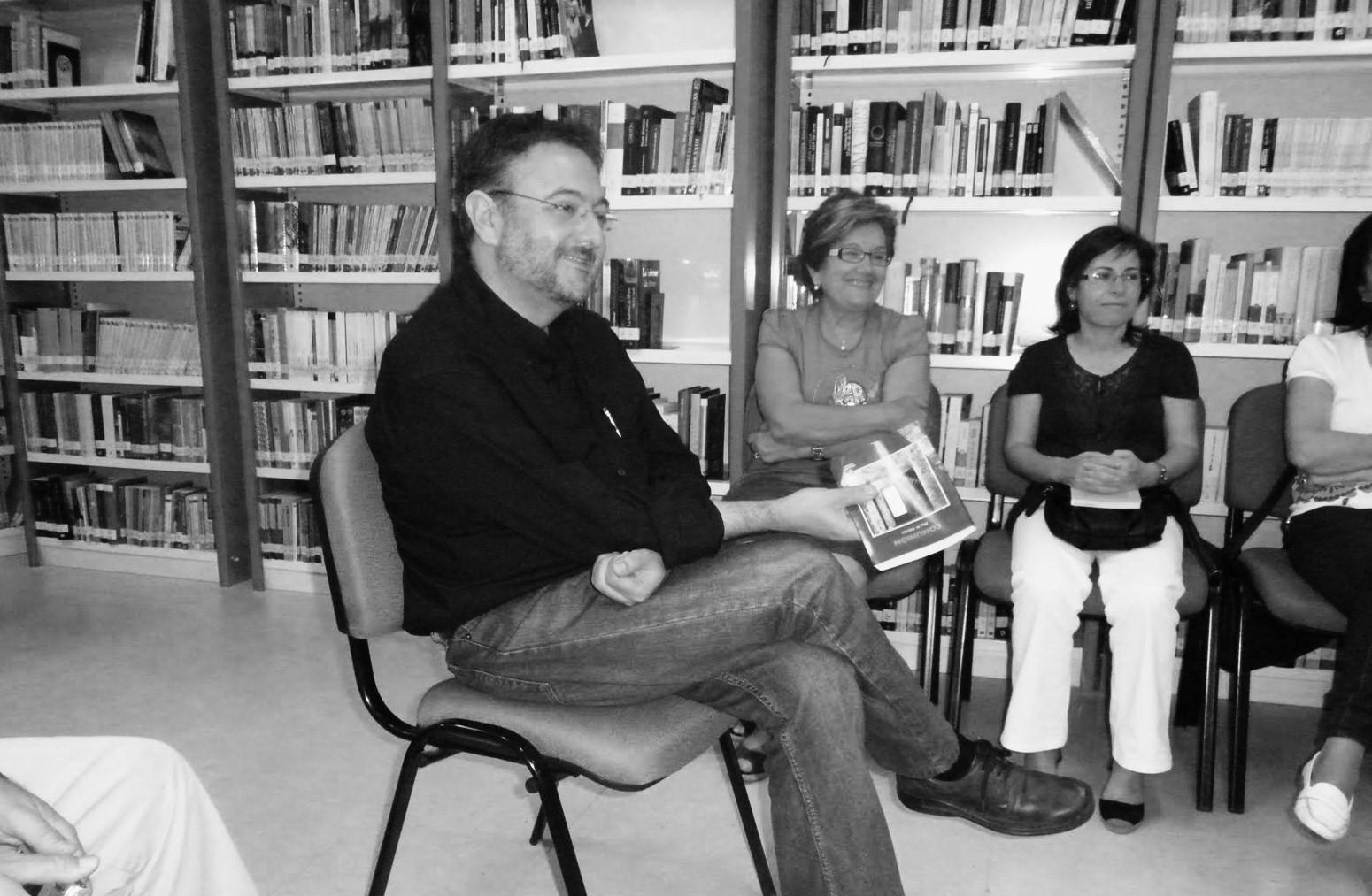 Eloy M. Cebrián : «La littérature est ma vie secrète»