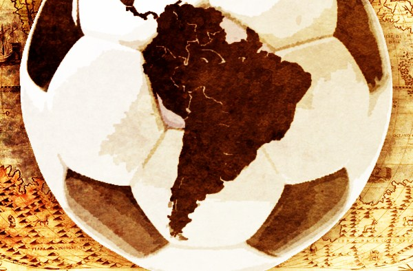 Le «fútbol» en Amérique latine
