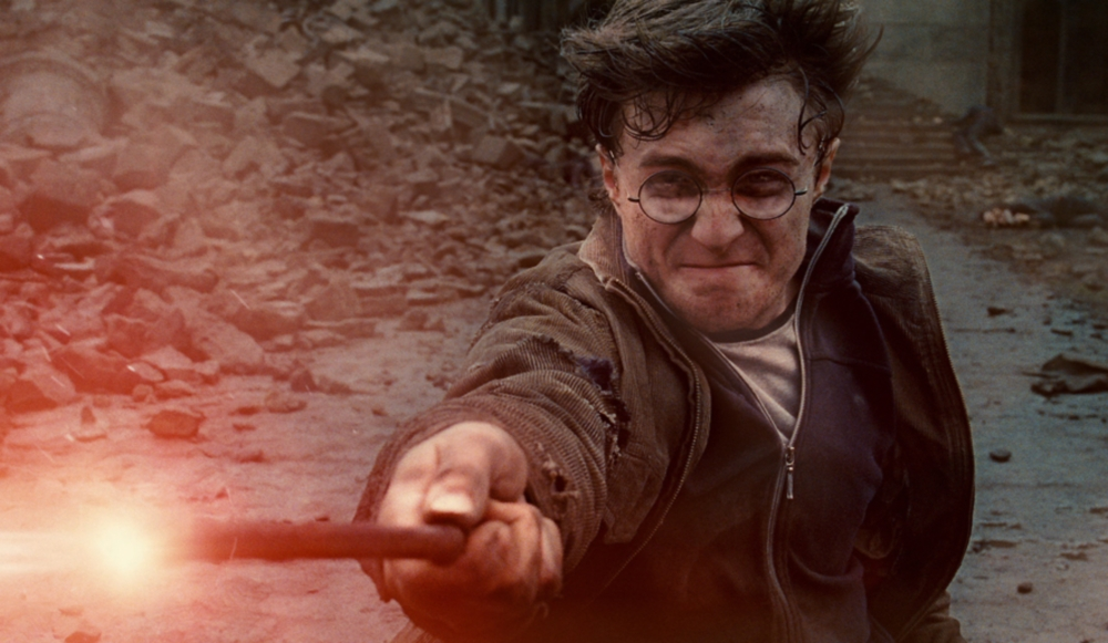 Harry Potter : le mot caché