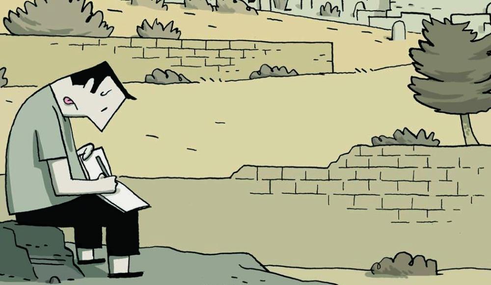 Un candide à Jérusalem