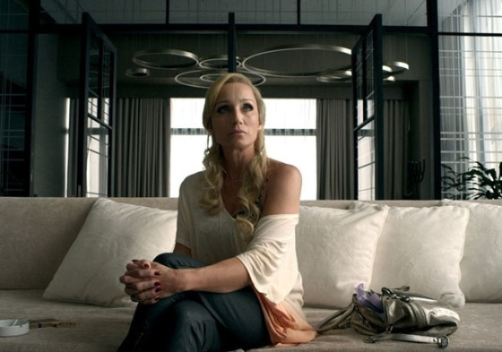 """Kristin Scott Thomas, méconnaissable, dans """"Only God Forgives"""""""