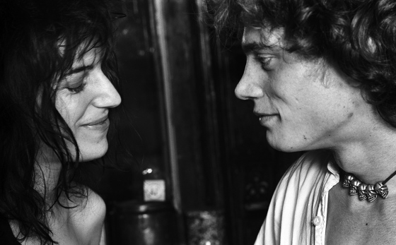 """Outtakes from Patti Smith / Robert Mapplethorpe session"" par Norman Seeff"
